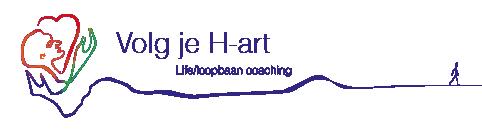 Volg je H-art levens loopbaan coaching logo