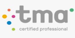 tma certified professional logo